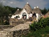 Copy of an Alberobello house from Puglia