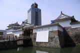 Higashi-mon of the former Sumpu Castle