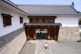 Inner gate of the Higashi-mon