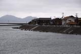 Seaside houses near the harbor