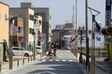 Modernized stretch of central Fukuchiyama