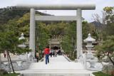 Entrance to Kono-jinja