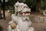 Dragon statue, Kono-jinja