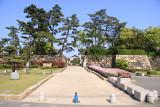 West gate into Tamamo-kōen