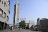 Takamatsu Symbol Tower and Sunport Hall