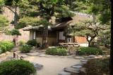Shin-higurashi-tei teahouse, Ritsurin-kōen
