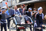 Arimatsu Shibori Matsuri 有松絞り祭