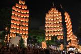 Akita Kantō Matsuri 秋田竿燈祭
