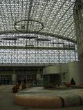 Atrium of the station
