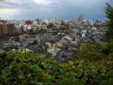 View over Higashi Chayagai