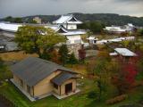 View over Kanazawa-jō grounds