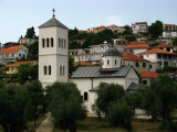 Church of St. Nicholas and olive grove