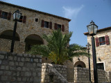 Renovated corner of Stari Grad