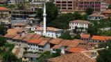 View over the old bazaar