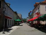 Cetinje's old town center