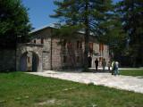 Tourists headed to the Biljarda