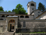 Front entrance of Cetinje Monastery