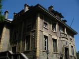 Pseudo-Moorish facade of the French Embassy