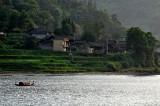 Jinjiang riverside,Guizhou,China