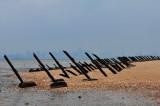 Beach of Kimen Island.