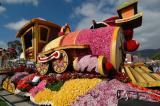 Rose Parade 2006, Pasenda