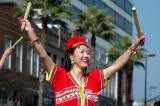 Chinese Lunar Year Parade 2006.  Pasadena,CA