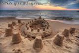 Notre chateau de sable
