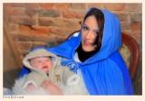 2008 - een nieuwe Maria en een nieuw kindje Jezus