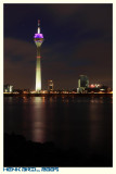 Rheinturm - Rhine Tower - III