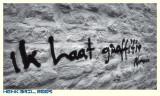 I hate graffiti