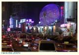 Neon Shanghai on Sunday evening