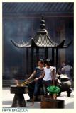 Jade Buddha Temple - I