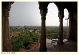 View from the Lakshmi Narayan - III