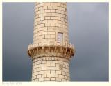 Tower of the Taj Mahal