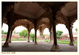 Agra Fort - III - Diwan-i-Aam
