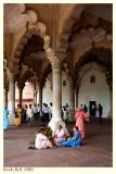 Agra Fort - IV - Diwan-i-Aam