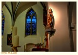 St. Nikolaus Kirche - inside