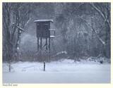 The Hunter's Hut - Jagershut - Winter