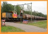 Railwaycrossing Neerveldsweg - September 2005 - IV