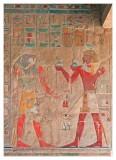 Tuthmoze III offerings