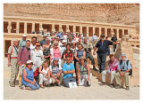 Our Guide Tarek and his Group