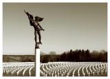 American War Cemetery - I
