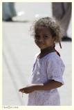 Little Girl - shy, curious and a bit afraid