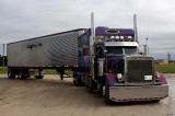 Trucks & Truckers from the Convoy