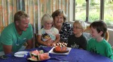 Janice's Birthday - 2011