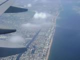 Flogið til Florida