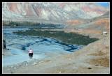 Gulcha landscape