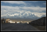Pamir landscape