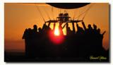 Le soir à Mondial Air Ballon 2009