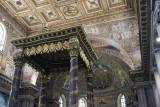 Santa Maria Maggiore Baldochino